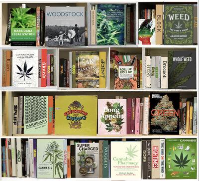 Max Steven Grossman, 'Weed SQ', 2021