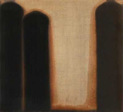 Yun Hyong-keun, 'Umber-Blue', 1975-1976