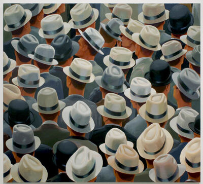 Greg Drasler, 'Hats', 2003-2010