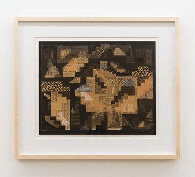 Paula Brunner Abelow, 'City of Steps', 1982