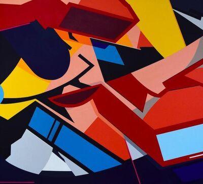 Sen2 (Sandro Figueroa), 'Mecanico Contruccion', 2020
