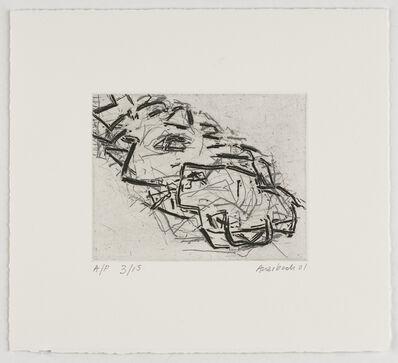 Frank Auerbach, 'Julia', 2001