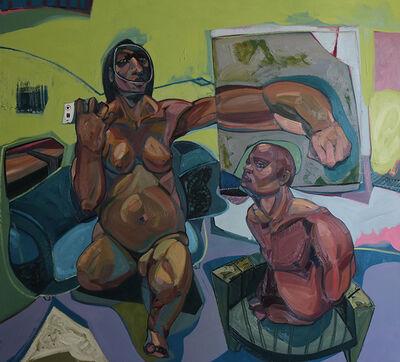 Nigatu Tsehay, 'Selfie 3', 2017