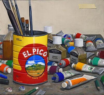 William Beckman, 'El Pico #3 (SL #6)'
