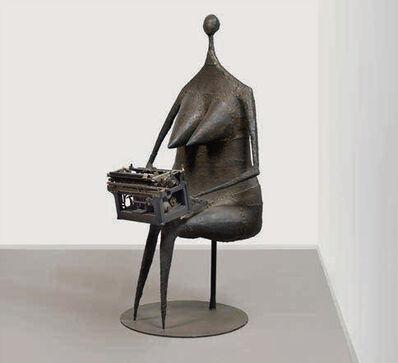 Philippe Hiquily, 'La Secretaire', 2004