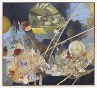 Uwe Wittwer, 'At the Table after Caravaggio (Am Tisch nach Caravaggio)', 2017