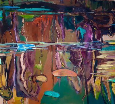 David Alexander, 'Columbia Wetlands Garden', 2020