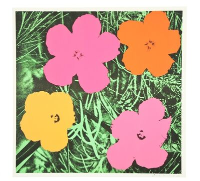 Andy Warhol, 'Flowers (Feldman & Schellmann II.6)', 1964