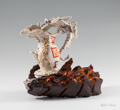 Michelle Erickson, 'Fly Knit Dragon Ewer', 2014
