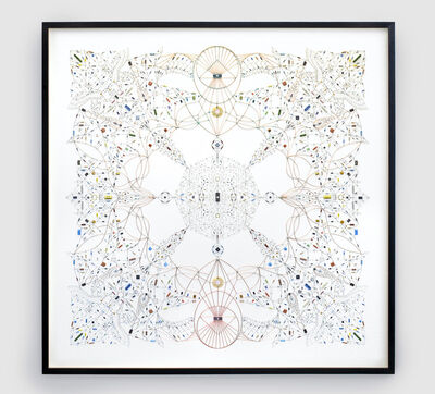 Leonardo Ulian, 'Technological mandala 59', 2015