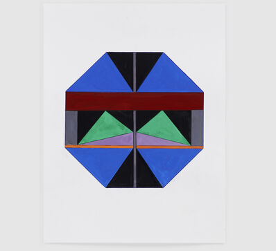 Anton Ginzburg, 'Translucent Concrete Series, Study #13', 2020