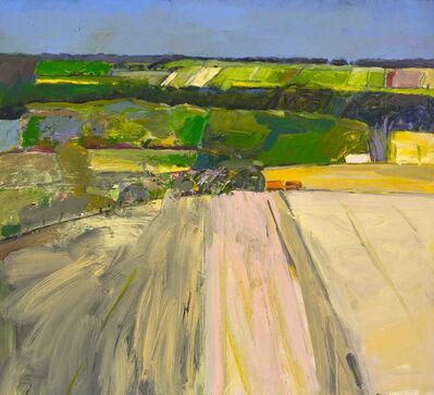John Brown, 'Patchwork of Fields', ca. 2018