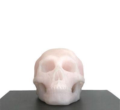 John Bizas, 'Human Skull III', 2018