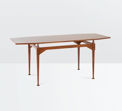 Franco Albini, 'a mod. TL3 wooden dining table', ca. 1950
