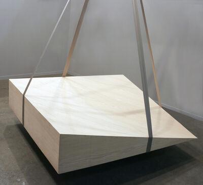 Daniel Neumann, 'Suspended Plate', 2020