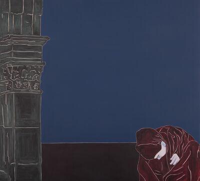 Djamel Tatah, 'Untitled', 2018