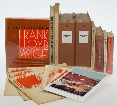 Frank Lloyd Wright, 'W. Kelly Oliver's Taliesin Archive', 1964-1975