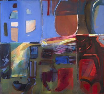 Syd Solomon, 'Daysend', 1975