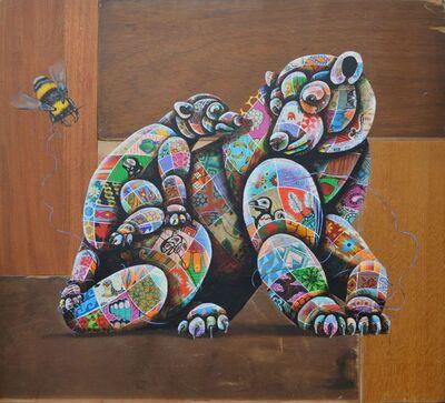 Louis Masai, 'Polar Bear', 2018