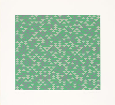 Anni Albers, 'TR II', 1970