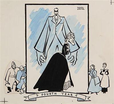 """George Wachsteter, '1941 Broadway Thriller, """"Angel Street""""', 1941"""