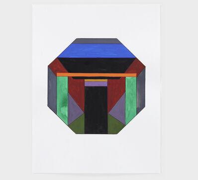 Anton Ginzburg, 'Translucent Concrete Series, Study #12', 2020
