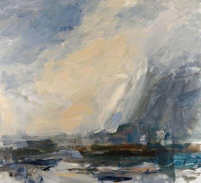 Louise Balaam, 'Sweeping cloud, bright edge (Porthledden)', 2018