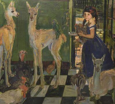 Antonio Ortiz Echagüe, 'My Daughter In the Argentine Country', date unknown