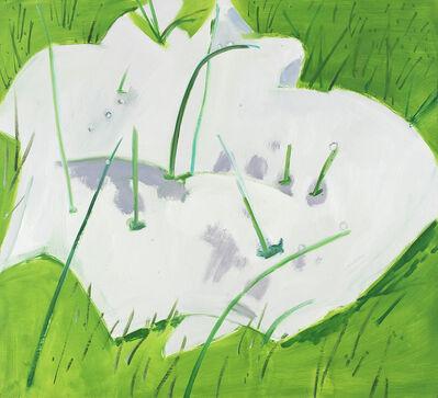 Lois Dodd, 'Spider Web', 2004
