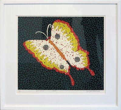 Yayoi Kusama, 'Butterfly', 1985