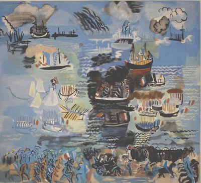 Raoul Dufy, 'Nautical Festival | Fête nautique', 1926