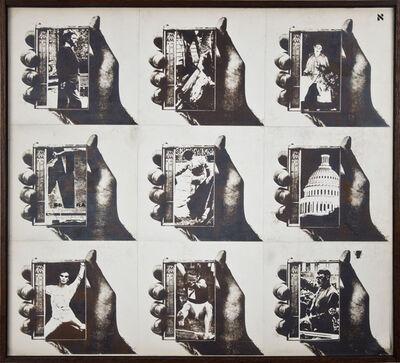 Wallace Berman, 'Untitled', c. 1965