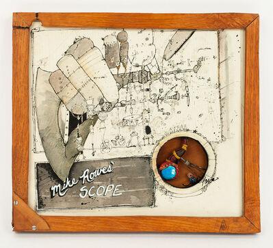 David Beck, 'Mike Rowe's Scope', Circa 1975-1976