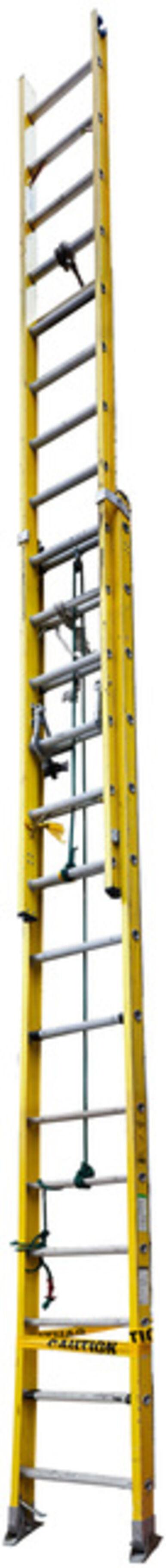 Jennifer Williams, 'Extra Large Extension Ladder: Yellow', 2013