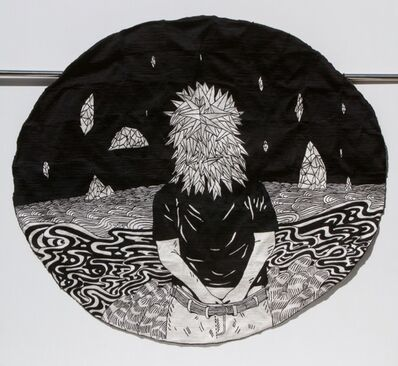 Eko Nugroho, 'I am touch my morality', 2013