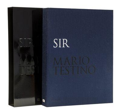 Mario Testino, 'Sir', 2015