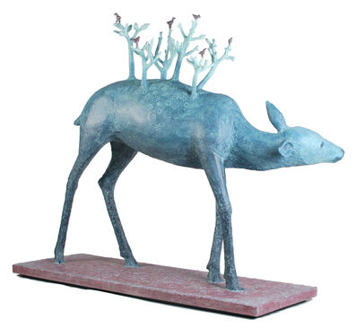 Sadie Brockbank, 'Forest Deer'