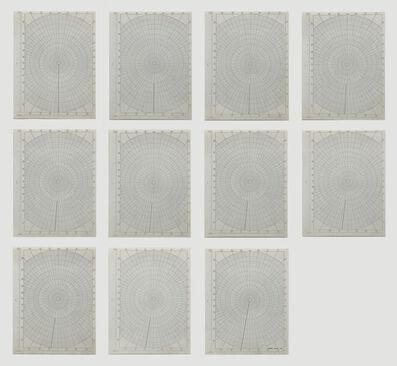 Robert Barry, 'Untitled (11 elements)', 1968