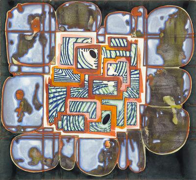 Sarah Walker (b.1963), 'Space Machine', 2016