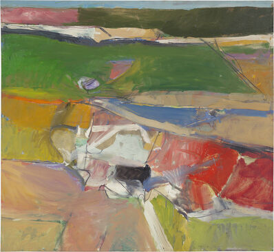 Richard Diebenkorn, 'Berkeley #44', 1955