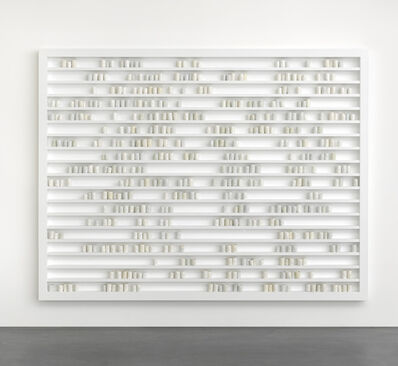Edmund De Waal, 'breathturn, I', 2013