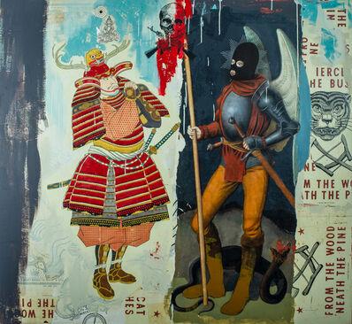 Ravi Zupa, 'THE PINE', 2019