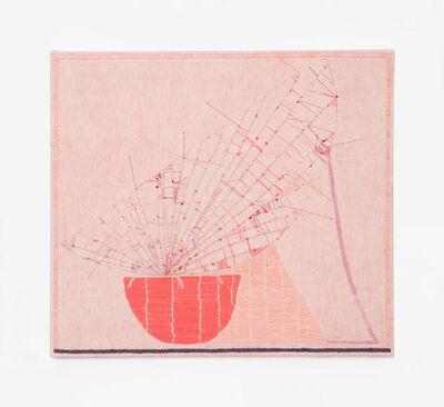 Natasza Niedziolka, 'Colors. Flesh Pink', 2014