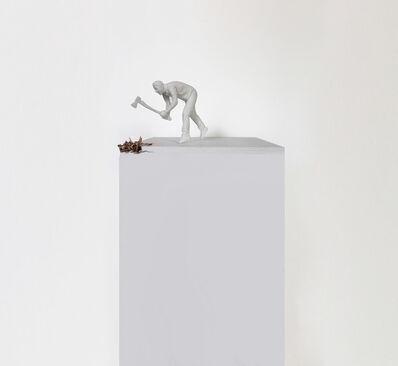 Steven Guermeur, 'Braking the Plinth', 2014