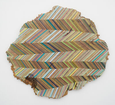 Jason Middlebrook, '400 Shades of Green is What I Was Taught', 2016