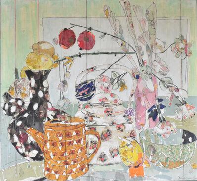 Mersuka Dopazo, 'Orange Tea', 2019