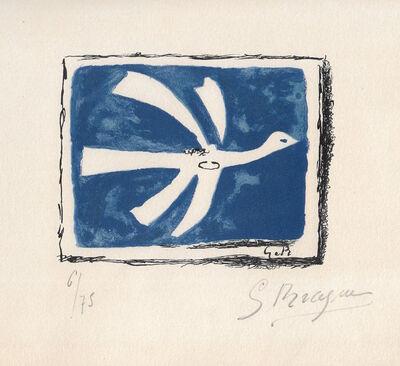 Georges Braque, 'Le ciel bleu', 1958