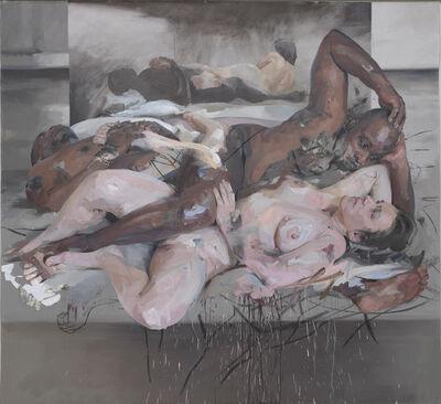 Jenny Saville, 'Odalisque', 2012-2014