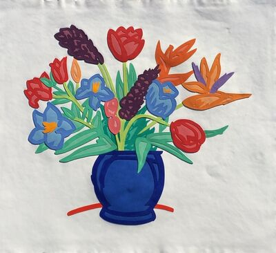 Tom Wesselmann, 'Flowers', 1988