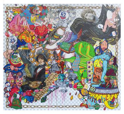 Uji Handoko Eko Saputro (Hahan), 'Rise of the Dark Prince', 2019